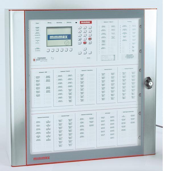 Mehrbereichs-Löschsteuerzentrale FMZ5000 | MINIMAX AG